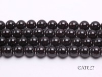Wholesale 12.5mm Round Garnet Beads Loose String