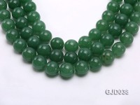 Wholesale 16.5mm Round Green Aventurine Beads Loose String