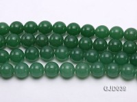 Wholesale 14mm Round Green Aventurine Beads Loose String