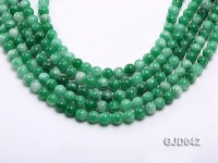 Wholesale 8mm Round Korean Jade String
