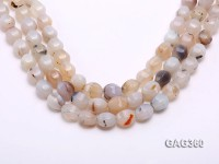 Wholesale 13x12mm Oval Agate Beads String
