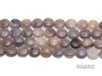 Wholesale 16mm Round Agate Pieces String