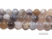 Wholesale 18mm Round Agate Beads String