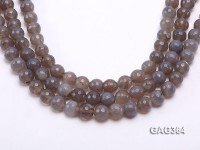 Wholesale 12mm Round Faceted Beads String