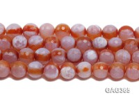 Wholesale 16mm Round Faceted Beads String