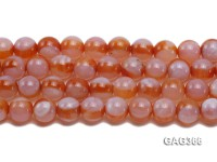 Wholesale 16mm Round Agate Beads String