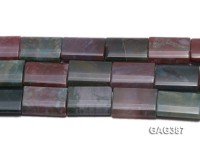 Wholesale 8x22x30mm Agate Pieces String