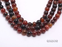 Wholesale 14mm Round Agate Beads String