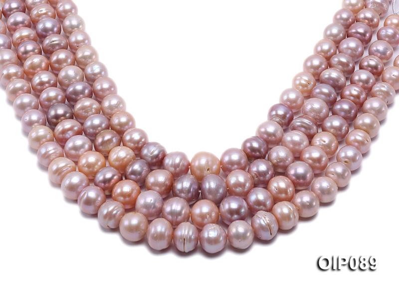 12-16mm Pink & Lavender Edison Pearl String