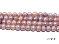 12-16mm Pink & Lavender Edison Pearl String