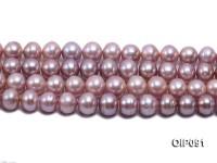 13-16.5mm Lavender Edison Pearl String
