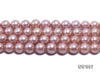 12-15mm Lavender Edison Pearl String