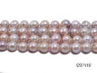 12.5-15.5mm Multi-color Irregular Pearl String