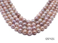 Wholesale & Retail 11-15mm Multi-color rregular Pearl String