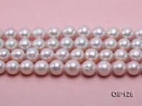 Wholesale & Retail 11-14.5mm White rregular Pearl String