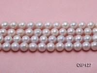 Wholesale & Retail 11-11.5mm White rregular Pearl String