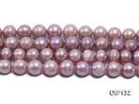 13-17.5mm Lavender Edison Pearl String