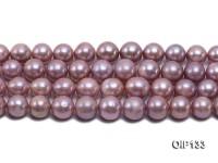 12.5-16mm Lavender Edison Pearl String