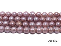 Wholesale & Retail 12-15.5mm Lavender Irregular Pearl String