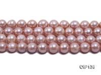 13-15.5mm Lavender Edison Pearl String