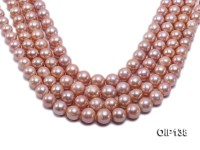 11.5-15mm Pink Edison Pearl String