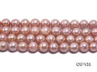 11.5-15mm Pink Edison Pearl String