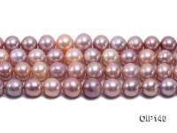 11.5-15mm Multi-color Edison Pearl String