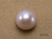 15-16mm White Round Loose Edison Pearl