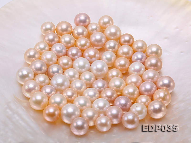 10-13mm Multicolor Loose Edison Pearls